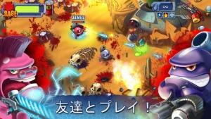 iPhone、iPadアプリ「モンスターシューター2 (Monster Shooter 2)」のスクリーンショット 3枚目