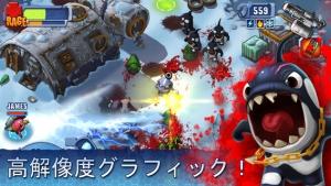 iPhone、iPadアプリ「モンスターシューター2 (Monster Shooter 2)」のスクリーンショット 5枚目