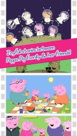 iPhone、iPadアプリ「Peppa Pig 1 ▶ Videos for kids」のスクリーンショット 2枚目