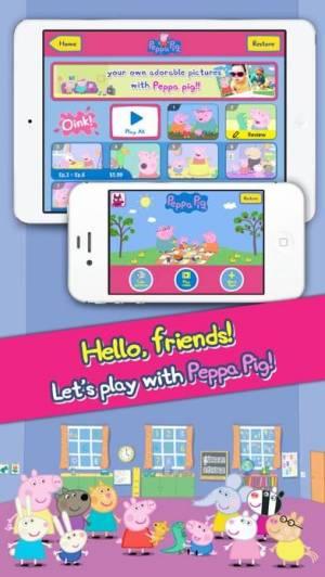 iPhone、iPadアプリ「Peppa Pig 1 ▶ Videos for kids」のスクリーンショット 3枚目