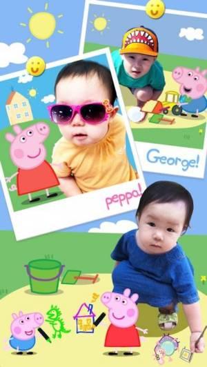 iPhone、iPadアプリ「Peppa Pig 1 ▶ Videos for kids」のスクリーンショット 4枚目