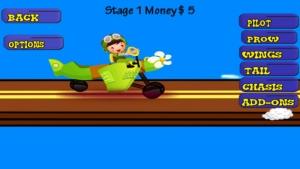 iPhone、iPadアプリ「飛行機のゲーム: 楽しい 飛行機のゲーム: 楽しい 飛行機のゲーム: 楽しい」のスクリーンショット 2枚目