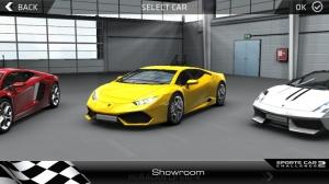 iPhone、iPadアプリ「Sports Car Challenge 2」のスクリーンショット 4枚目