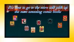 iPhone、iPadアプリ「漫画本のオタク:探求店スーパーヒーロー佐賀 - 無料版」のスクリーンショット 2枚目