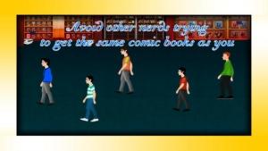 iPhone、iPadアプリ「漫画本のオタク:探求店スーパーヒーロー佐賀 - 無料版」のスクリーンショット 3枚目