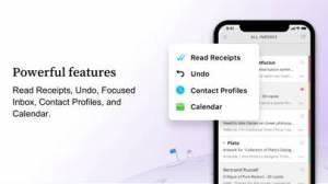 iPhone、iPadアプリ「Newton Mail - Email App」のスクリーンショット 2枚目