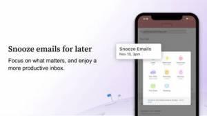 iPhone、iPadアプリ「Newton Mail - Email App」のスクリーンショット 5枚目
