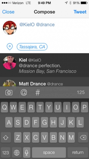 iPhone、iPadアプリ「Tweetbot 3 for Twitter. An elegant client for iPhone and iPod touch」のスクリーンショット 3枚目