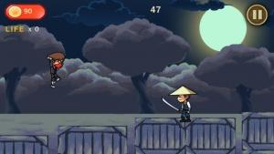 iPhone、iPadアプリ「Action Ninja Dash」のスクリーンショット 2枚目