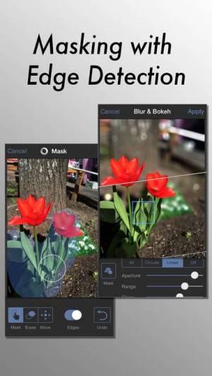 iPhone、iPadアプリ「Tadaa SLR」のスクリーンショット 3枚目