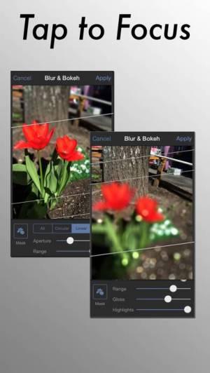 iPhone、iPadアプリ「Tadaa SLR」のスクリーンショット 4枚目