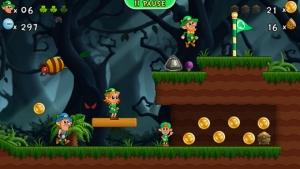 iPhone、iPadアプリ「Lep's World 3 無料 - スーパー最高のプラットフォーマーゲーム」のスクリーンショット 3枚目