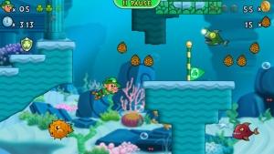 iPhone、iPadアプリ「Lep's World 3 無料 - スーパー最高のプラットフォーマーゲーム」のスクリーンショット 4枚目