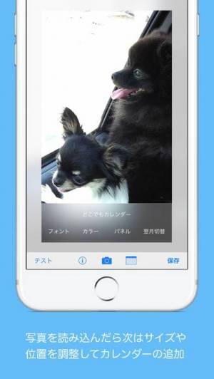 iPhone、iPadアプリ「AnyCal」のスクリーンショット 3枚目