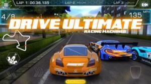 iPhone、iPadアプリ「Ridge Racer Slipstream」のスクリーンショット 1枚目