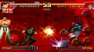 iPhone、iPadアプリ「THE KING OF FIGHTERS '97」のスクリーンショット 5枚目