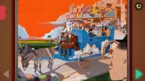 iPhone、iPadアプリ「ピノキオ - Pink Paw Books インタラクティブ名作童話シリーズ」のスクリーンショット 4枚目