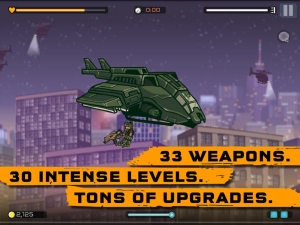 iPhone、iPadアプリ「Strike Force Heroes: Extraction HD」のスクリーンショット 5枚目