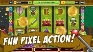 iPhone、iPadアプリ「Absolute Pixel Slots - Best Casino Jackpot Slot Machines & Pixel Art Games」のスクリーンショット 4枚目