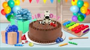 iPhone、iPadアプリ「Birthday Cake! - Crazy Cooking Game」のスクリーンショット 5枚目