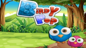 iPhone、iPadアプリ「Birdy Pop - A Poppers Strategy Game」のスクリーンショット 1枚目