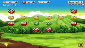 iPhone、iPadアプリ「Birdy Pop - A Poppers Strategy Game」のスクリーンショット 4枚目