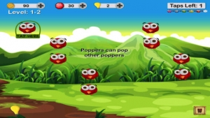 iPhone、iPadアプリ「Birdy Pop - A Poppers Strategy Game」のスクリーンショット 2枚目