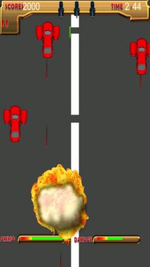 iPhone、iPadアプリ「ジェット機の動力の突撃車両無料ゲーム - Jet Powered Assault Vehicle Free Game」のスクリーンショット 4枚目