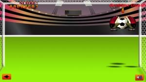iPhone、iPadアプリ「サッカーのゴールキーパーのプロ ゲーム - Soccer Goalie Pro Game」のスクリーンショット 5枚目