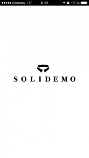 iPhone、iPadアプリ「SOLIDEMO」のスクリーンショット 1枚目