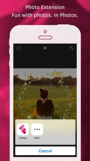 iPhone、iPadアプリ「Fuzel Collage」のスクリーンショット 5枚目