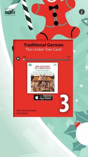 iPhone、iPadアプリ「Musical Advent Calendar」のスクリーンショット 5枚目