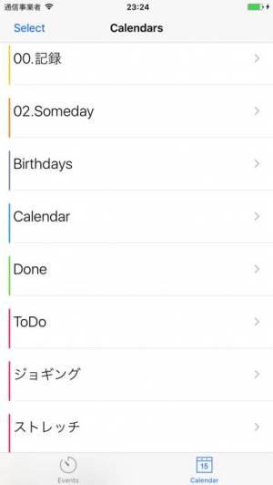 iPhone、iPadアプリ「あと何日カウントダウンカレンダー カイル」のスクリーンショット 2枚目