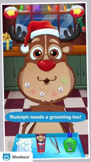 iPhone、iPadアプリ「Shave Santa」のスクリーンショット 3枚目