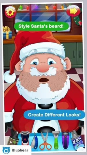iPhone、iPadアプリ「Shave Santa」のスクリーンショット 2枚目