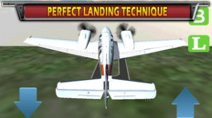 iPhone、iPadアプリ「空港離陸フライトシミュレータ無料」のスクリーンショット 5枚目