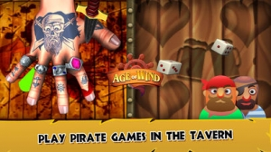 iPhone、iPadアプリ「Age Of Wind 3: Pirate Game PvP」のスクリーンショット 5枚目