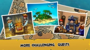 iPhone、iPadアプリ「Age Of Wind 3: Pirate Game PvP」のスクリーンショット 4枚目