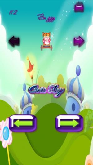 iPhone、iPadアプリ「キャンディ車 - 伝説の英雄クエスト」のスクリーンショット 3枚目