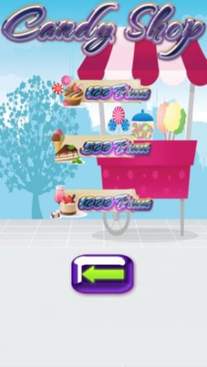 iPhone、iPadアプリ「キャンディ車 - 伝説の英雄クエスト」のスクリーンショット 2枚目