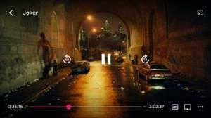 iPhone、iPadアプリ「Google Playムービー&TV」のスクリーンショット 4枚目