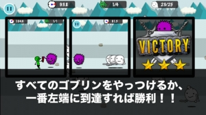 iPhone、iPadアプリ「魔玉ディフェンス」のスクリーンショット 1枚目