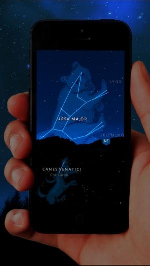 iPhone、iPadアプリ「Starlight AR」のスクリーンショット 1枚目
