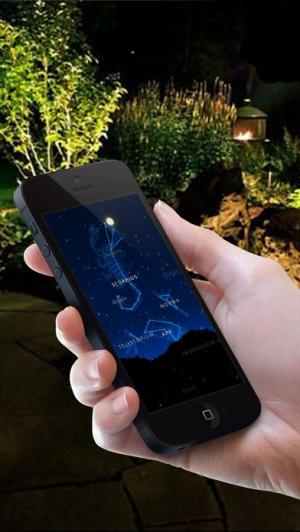 iPhone、iPadアプリ「Starlight AR」のスクリーンショット 3枚目
