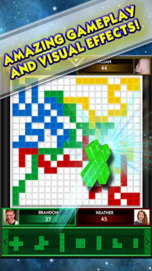 iPhone、iPadアプリ「Blokus™ The Official Game」のスクリーンショット 2枚目