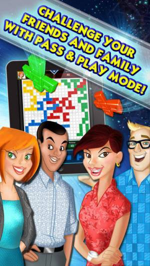 iPhone、iPadアプリ「Blokus™ The Official Game」のスクリーンショット 5枚目