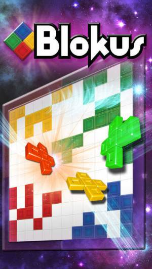 iPhone、iPadアプリ「Blokus™ The Official Game」のスクリーンショット 1枚目