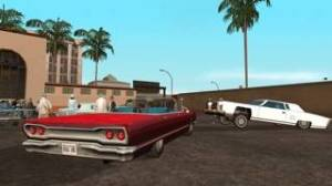 iPhone、iPadアプリ「Grand Theft Auto: San Andreas」のスクリーンショット 1枚目
