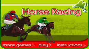 iPhone、iPadアプリ「Horse Racing 3D - Stay The Distance!」のスクリーンショット 1枚目