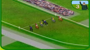iPhone、iPadアプリ「Horse Racing 3D - Stay The Distance!」のスクリーンショット 3枚目